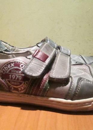 Туфли obex since 1979 р.32.натур.кожа,супинатор.(легкое б/у)