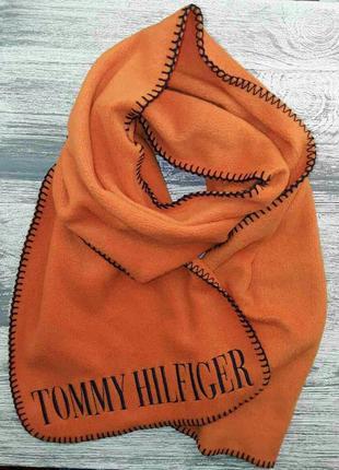 Стильный шарф tommy hilfiger