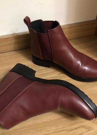 Ботинки челси 40 размер