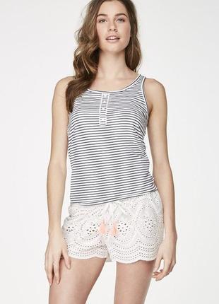 Красивые пижамные шорты от бренда hunkemoller ❤️