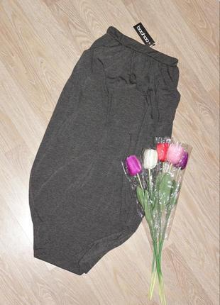 Новая, трикотажная юбка, макси с карманами,вещи в наличии💚+скидки, заходите💚