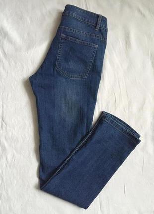 Отличные джинсы жен зауженные casual раз s(44)