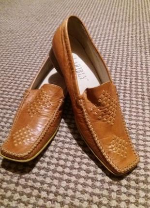 Туфли макасины laribly