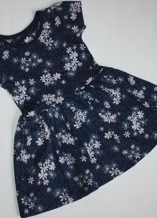 Платье р9-12мес dunnes stores