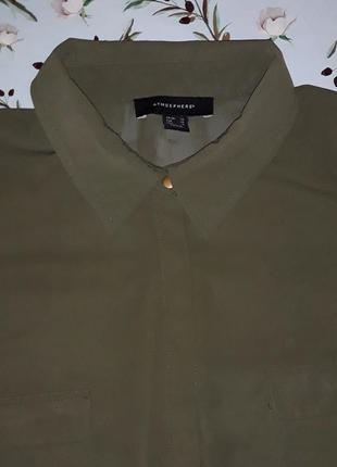 Акция 1+1=3 стильная блуза из шифона atmosphere, размер 56 - 58