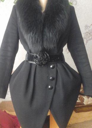 e451f724efe Пальто Турция 2019 - купить недорого вещи в интернет-магазине Киева ...