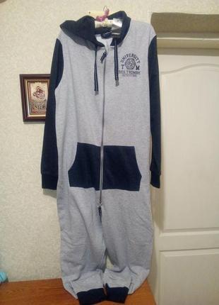 Теплая пижама кигуруми слип пог 60 произв.индия ae46b2e6920dc