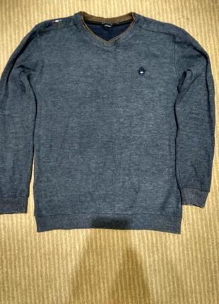 Мужской свитер,бобка