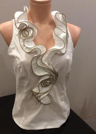 Фирменная нарядная блуза