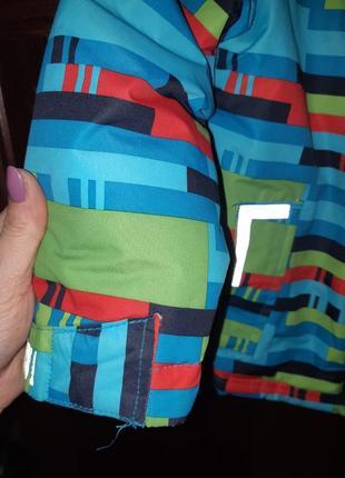 Куртка зимные лижняя4 фото