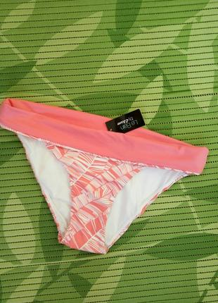 Плавки 2 в одном / низ купальника etam rosaline spe bikini  multipo m/l