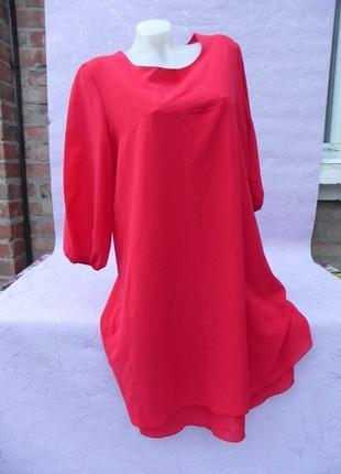 Платье для красивой пышной леди