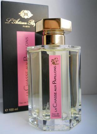 L`artisan parfumeur la chasse aux papillons оригинал объём 100мл