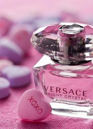 Оригинал! versace bright crystal 90 ml