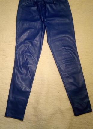 Кожаные штаны ( кожзам)