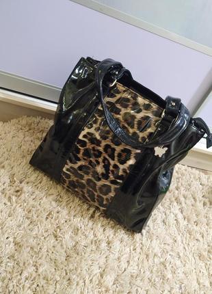 Большая вместительная сумка