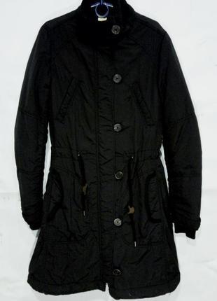 Пальто levi's женское на синтепоне размер s
