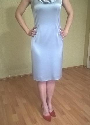 Платье emporio armani миди оригинал италия 44 ит