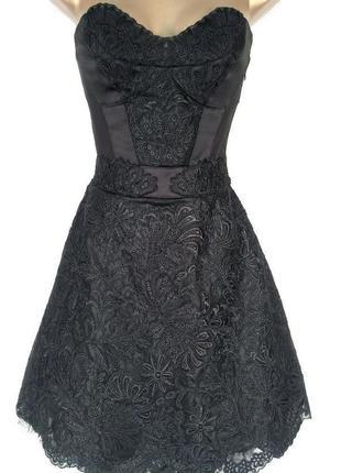 Короткое вечернее платье karen millen (с-м)