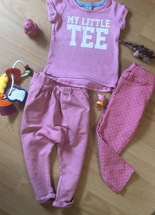 Набор стильных вещей для девочки