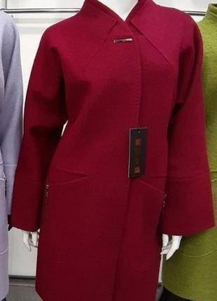 Шикарного качества пальто,очень стильно и красиво 42-56.много расцветок