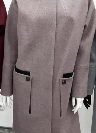 Пальто класного качества и стиля! 42-56.