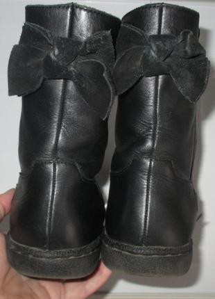 Полусапожки, ботинки m&s clarks кожа, 30 размер, в идеальном состоянии2
