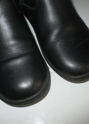 Полусапожки, ботинки m&s clarks кожа, 30 размер, в идеальном состоянии3