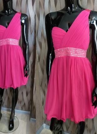 Акция нарядное праздничное платье uk 14 наш 48