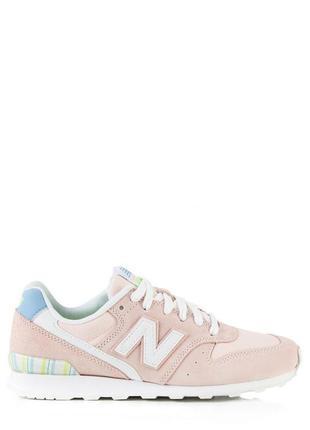 New balance 996 pink limited нью беленс кроссовки кеды оригинал розовые оригинал 37 размер