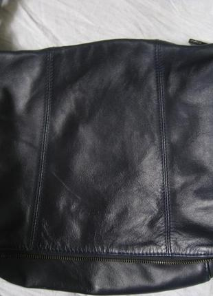 Стильная кожаная сумка autograf, англия, оригинал!!!
