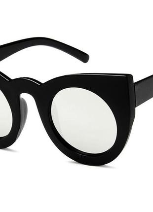 Солнцезащитные зеркальные очки арт. 413