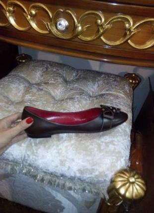 Туфли, балетки  бренд cesare paciotti.  новые. оригинал..5