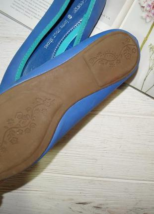 George! яркие летние туфли, балетки4 фото