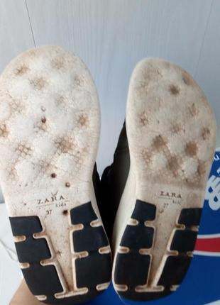Ботинки zara4
