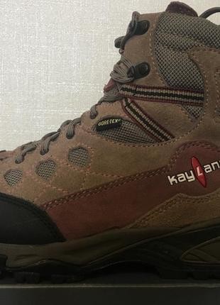 Треккинговые ботинки kayland explore gore-tex