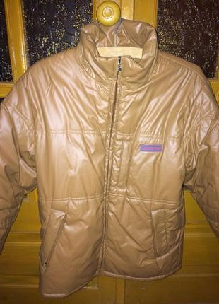 Демисезонная весенняя/осенняя мужская куртка