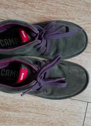 Ботинки, хайтопы демисезонные camper