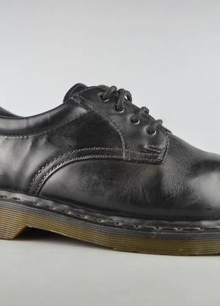 Мужские ботинки туфли dr. martens industrial, р 43
