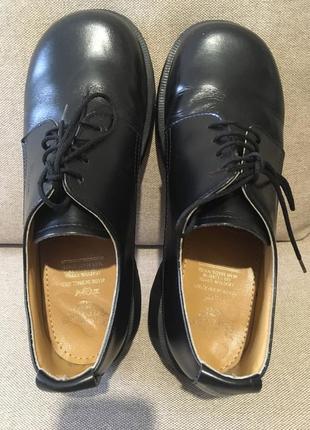 Dr.martens супер модные туфли