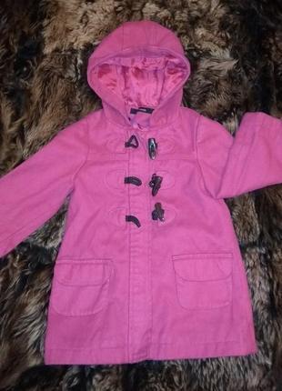 Пальто на 2 - 3 года