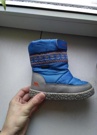 Зимові чобітки trespass