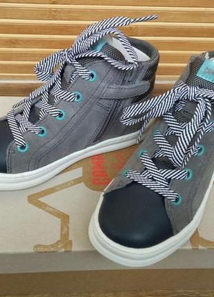 Новые туфли camper кроссовки кеды кампер для девочки мальчика унисекс 29
