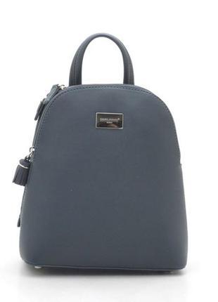 Рюкзак david jones cm3910 темная бирюза1