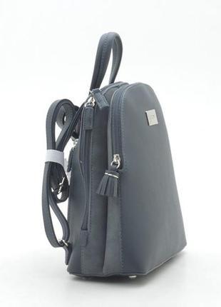 Рюкзак david jones cm3910 темная бирюза2