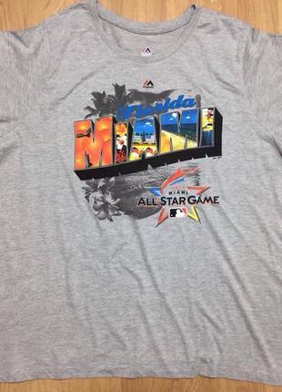 Американские футболки больших размеров, лригинал