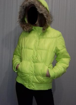 Куртка зимняя , размер s