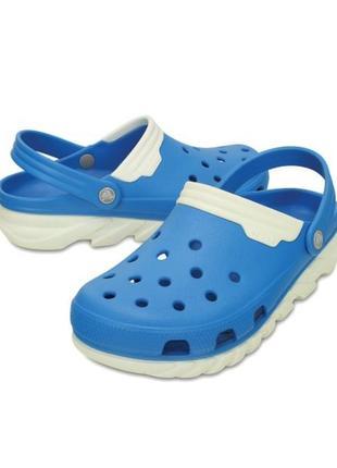 Клоги crocs  м8w10