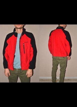 Флисовая куртка на мембране trespass