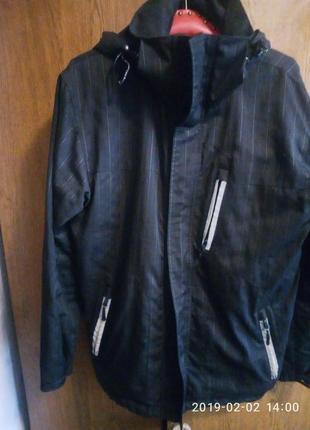 Легкая куртка  henleys project delus
